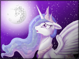 Lullaby for a Princess by InuHoshi-to-DarkPen