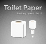 Toilet Paper by shesgoodforbusiness