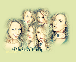 077. Blake Lively by chew094