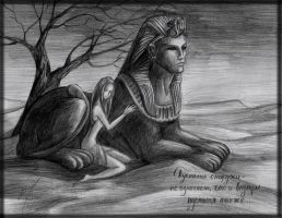 Sphinx by Asteri-A