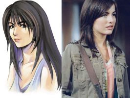 WTF its Rinoa by LadyJuliana