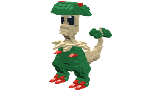 Lego Breloom Medium Size