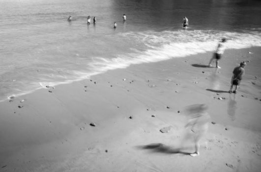 Catalina Beach by MarchCoven