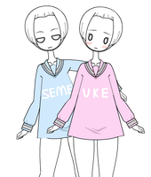 this export seme-s uke-ay to me | export by cultcherry