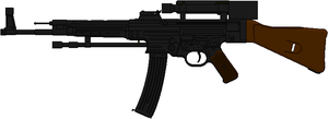 Fourth Reich STG-44 (Iron Sky) by Hybrid55555