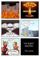 The robot masters by Gingler