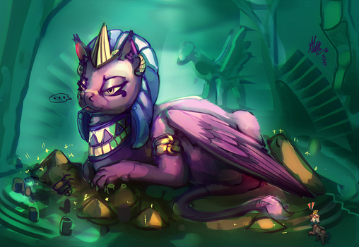 All your crops belong to mlem by Alumx