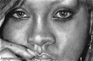 Rihanna 1 by Ads-art