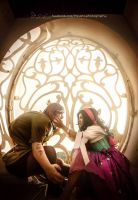 Hunchback of Notre Dame by NattoKan