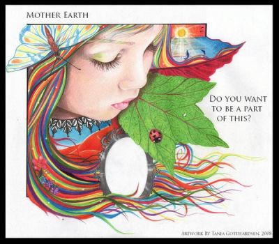 If Mother Earth Was a child... by TanjaGotthardsen