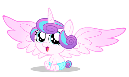 Flurry Heart +Speedpaint (READY!) by PurrplePudding
