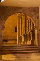 Cusco Arches 3 by StewartSteve