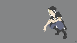 Kano Shuuya (Mekaku City Actors) Minimalism by greenmapple17