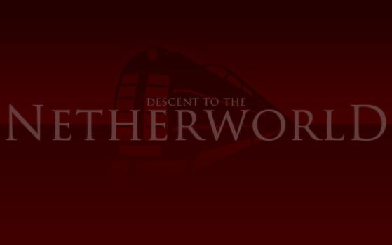 Descent to the Nethwerworld by Yardclippings