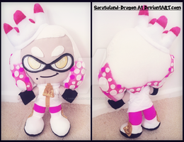 Commission and VIDEO: Pearl Plush Doll by Sarasaland-Dragon