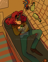 you never do me any favours by kakyoink