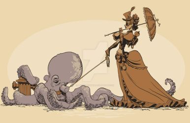 walkies for otto by BrianKesinger