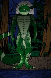 Heromachine: The Ghost Of Gator Ghoul by ARTIST-SRF