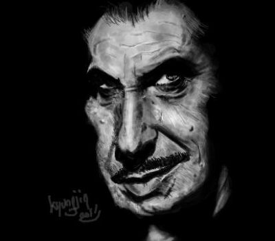 Vincent Price by kyungjin74