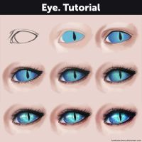 Eye. Tutorial by Anastasia-berry