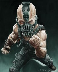 BANE by JaumeCullell