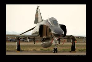 F-4 Phantom by jdmimages