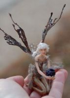 blackberry faerie by chicorydell