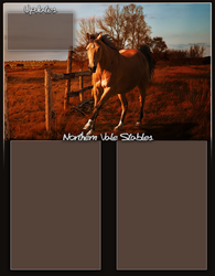 Northern Vale Stables by WhiteRozePetals