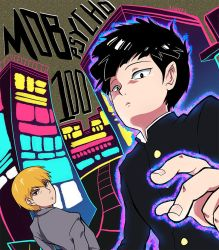 mob psycho 100 by Sennel