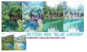 ACTION 068 'BLUE LAGOON' by ModernActions