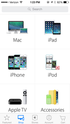 Apple Store App by RosscoMT