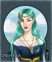 Orlinia - commission by gabfury