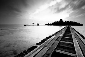 Tidung Island by rylphotography
