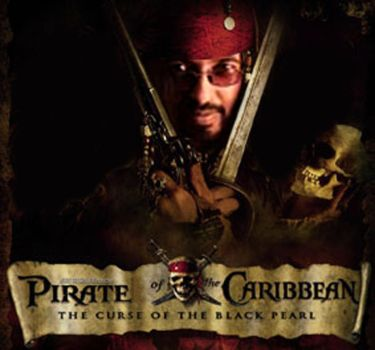 Pirate of the Caribbean by black-prince