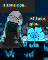 I love you.. [RP] by Underfeels-AU