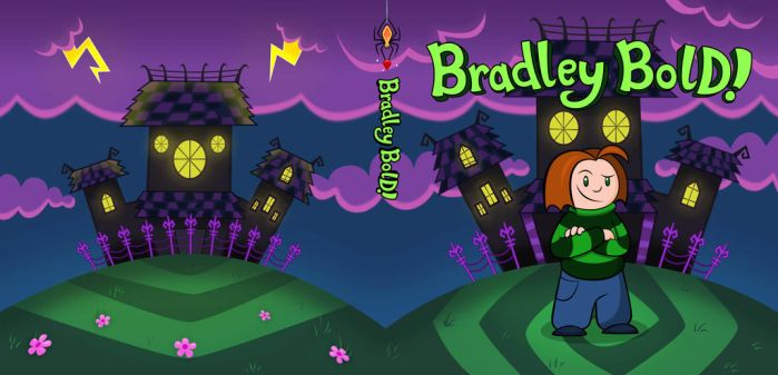 Bradley Bold front/back cover: feedback requested by arcanineryu
