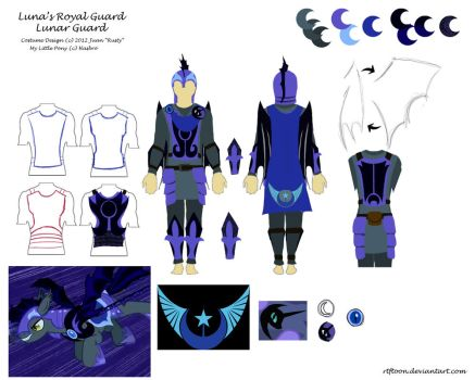 Lunar Guard Concept 1 by RTFtoon