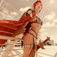 Red Sonja by Evejo