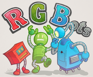 RGBots by The-Quill-Warrior