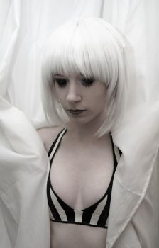 White Wig Stock3 by SweetTradeStock