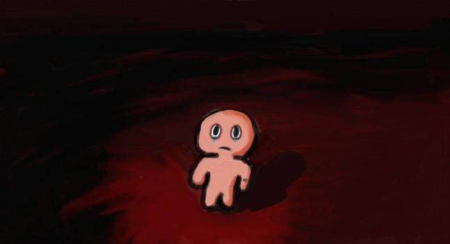 Isaac alone by aragorn3000