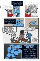 Wootlabs - Issue 2, Page 15 by diceknight