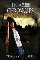The Zombie Chronicles - Trepidation by CoraGraphics