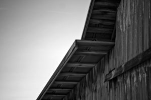 Angles in Wood and Steel by robertllynch