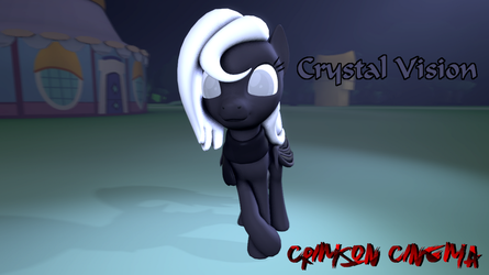 Crystal Vision [Model Download] by CrimsonCinemaYT