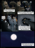 Warriors: Blood and Water - Page 27 by KelpyART