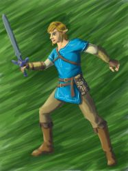 Link-BotW by Caish