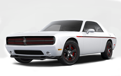 Dodge Vehicle Concept by elrunethe2nd