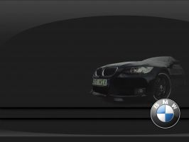 Basic BMW Wallpaper plus Car by raize