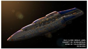 Vela-class medium commercial liner by Shoguneagle